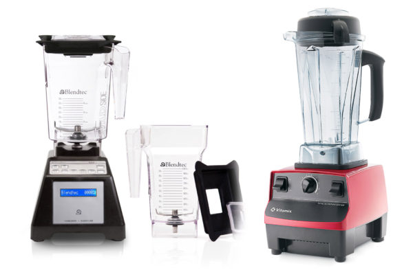 Mixery Blendtec a Vitamix