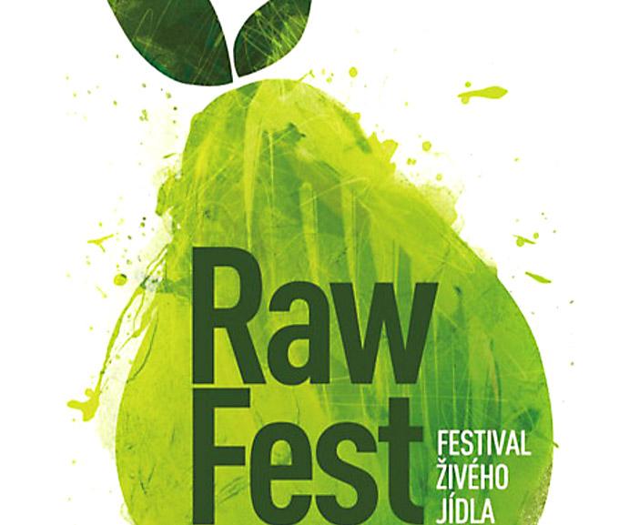Naše kuchařské demo na RawFestu 2016