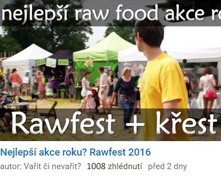 Video z RawFestu je tu! Jaké to bylo?