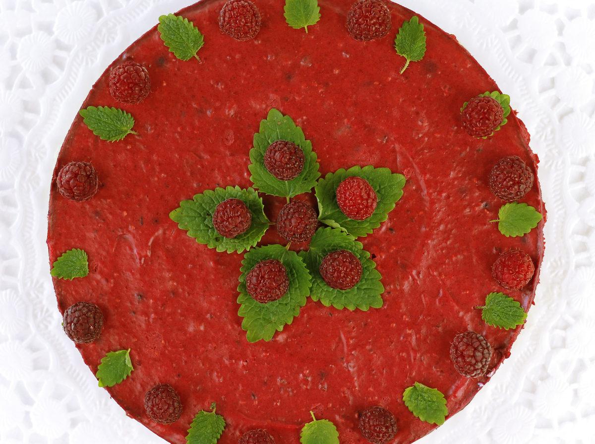 Malinově červený podzim