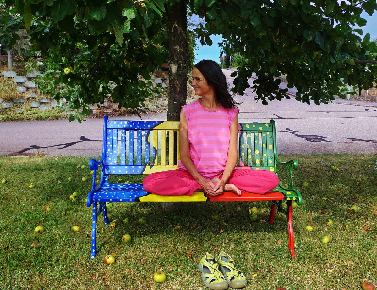 Letní víkend s jógou a živou stravou pro ženy